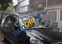 Cần bán lại xe Kia Carens năm sản xuất 2016, màu đen