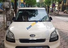 Cần bán xe Kia Soul 2U sản xuất năm 2009, màu kem (be), xe nhập