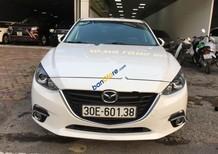 Bán Mazda 3 1.5 AT sản xuất 2017, màu trắng