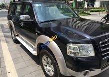 Cần bán xe Ford Everest MT đời 2008, màu đen chính chủ