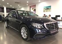 Cần bán gấp Mercedes E200 cũ đời 2017 đẹp như mới giá rẻ, bảo hành chính hãng