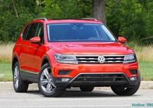 Giá xe Volkswagen Tiguan Allsapce 2018 – Hotline: 0909 717 983