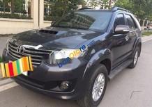 Bán ô tô Toyota Fortuner sản xuất năm 2013, màu đen, giá tốt
