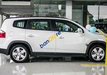 Bán xe Chevrolet Orlando đời 2018, màu trắng, xe mới 100%