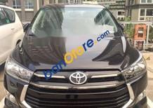 Bán ô tô Toyota Innova đời 2018, màu đen, giá 840tr