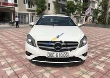 Cần bán xe Mercedes A200 đời 2013, màu trắng, nhập khẩu nguyên chiếc