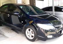 Bán Honda Civic năm 2008, màu đen, 355 triệu