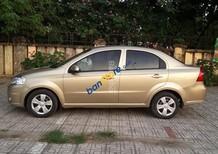 Bán Daewoo Gentra đời 2009, màu vàng cát, tư nhân