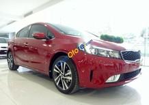 Cần bán xe Kia Cerato năm sản xuất 2018, màu đỏ