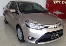 Bán Toyota Vios 2018 rẻ nhất Thanh Hóa, xe đủ màu, trả góp chỉ 140tr có xe - LH: 0973530250