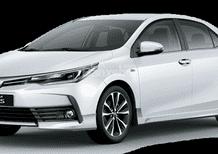Bán Toyota Altis 2018 rẻa nhất Thanh Hóa, xe đủ màu, trả góp chỉ 250tr có xe - LH: 0973530250