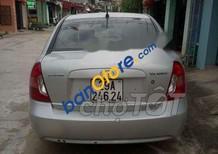 Cần bán lại xe Hyundai Verna sản xuất năm 2008, màu bạc, nhập khẩu như mới
