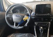 Bán Ford EcoSport 2018, màu xanh lam - Xe mới hoàn toàn