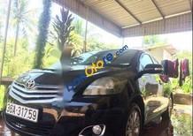 Bán Toyota Vios sản xuất năm 2009, màu đen như mới