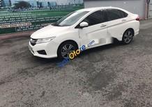 Bán Honda City 2016, màu trắng ít sử dụng