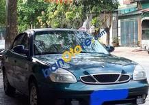 Bán Daewoo Nubira đời 2003, màu đen xe gia đình