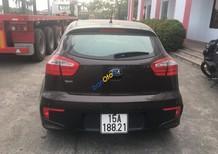Bán xe Kia Rio chính chủ sản xuất 2014, đời xe 2015, màu nâu, xe nhập