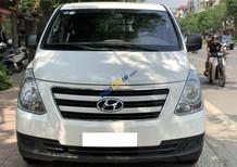 Bán Hyundai Grand Starex Van 6 chỗ ngồi máy dầu, số sàn, màu trắng, sản xuất 2016