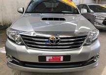 Bán Toyota Fortuner G sản xuất 2016, màu bạc
