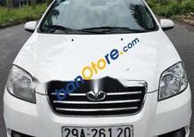 Xe Daewoo Gentra sản xuất 2011, màu trắng