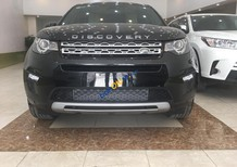 Cần bán gấp LandRover Discovery sản xuất 2014, màu đen, nhập khẩu nguyên chiếc