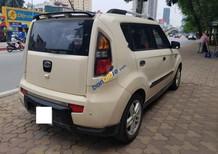 Bán xe Kia Soul 4U sản xuất năm 2009, màu kem (be), nhập khẩu