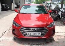 Cần bán gấp Hyundai Elantra 2.0 GLS 2017, màu đỏ, biển HN, giá 675tr