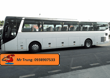 Bán xe khách 47 ghế máy W336 đời 2019 bản tiêu chuẩn, Euro IV - Hỗ trợ vay ngân hàng
