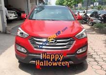 Bán Hyundai Santa Fe 2.2L năm sản xuất 2013, màu đỏ