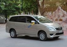 Bán xe Toyota Innova 2.0E sản xuất năm 2013 chính chủ