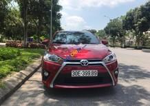 Cần bán xe Toyota Yaris sản xuất năm 2015, màu đỏ, xe nhập