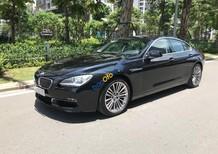 Bán BMW 6 Series 640i đời 2014, màu đen, nhập khẩu