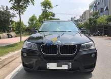 Bán BMW X3 sản xuất 2012, màu đen, nhập khẩu
