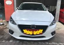 Cần bán xe Mazda 3 1.5AT sx 2017, màu trắng, chính chủ từ đầu xe chất