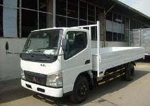 Bán Fuso Canter đời 2017, màu trắng , Mitsubishi