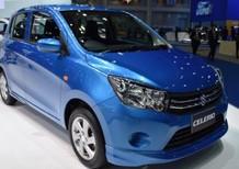 Bán xe Suzuki Celerio MT năm 2018, màu xanh lam, nhập khẩu nguyên chiếc, giá 329tr
