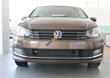 Bán Volkswagen Polo Sedan nâu, nhập khẩu nguyên chiếc từ Đức
