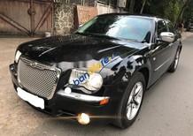 Bán Chrysler 300C năm sản xuất 2008, màu đen, xe nhập