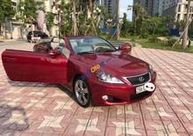 Chính chủ bán Lexus IS 250C đời 2010, màu đỏ, xe nhập