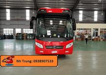 Thaco Bình Triệu giới thiệu dòng xe 47 chỗ TB120S sản xuất năm 2018, máy 336 tiêu chuẩn Euro IV
