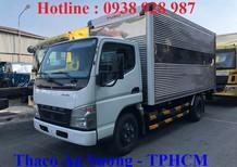 Bán xe tải Fuso Canter 4.7 - Xe tải nhập khẩu Nhật Bản tải trọng 1 tấn 9 vào Thành Phố
