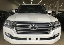 Bán Toyota Land Cruise 4.6, sản xuất và đăng ký 2016, màu trắng, nội thất kem, xe siêu mới, giá tốt