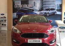Bán Ford Focus 2018, có xe đủ màu, trả trước 130 triệu