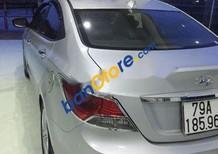 Bán Hyundai Accent sản xuất năm 2011, màu bạc, xe nhập như mới