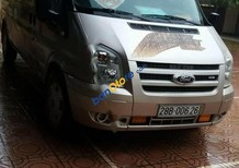 Cần bán gấp Ford Transit 2.4L sản xuất năm 2012 chính chủ