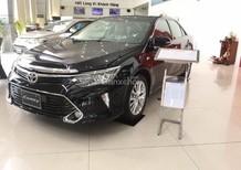 Toyota Cam Lâm/Cần bán xe Toyota Camry 2.5Q 2018, màu đen/Toyota Cam Ranh hỗ trợ ngân hàng