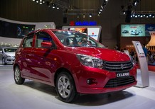 Cần bán Suzuki Celerio sản xuất năm 2018, màu đỏ, nhập khẩu nguyên chiếc