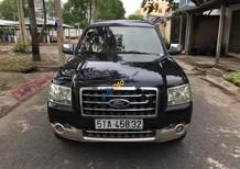 Bán Ford Everest năm sản xuất 2008, màu đen