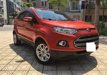 Cần bán xe Ford EcoSport Titanium 1.5L AT 2017, màu đỏ cực độc