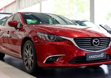 Bán Mazda 6 sản xuất năm 2018,  TẶNG BẢO HIỂM VẬT CHẤT, QUÀ TẶNG 20 triệu